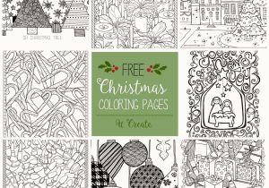 Christmas Tree Coloring Page Printable Christmas Tree Coloring Pages Free Christmas Coloring