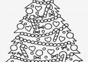 Christmas Tree ornament Coloring Pages 20 Fresh Unique Christmas ornaments
