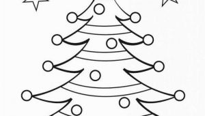Christmas Tree Pictures Coloring Pages Christmas Tree Coloring Page