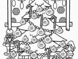 Christmas Tree Pictures Coloring Pages Suprising Coloring Pages Merry Christmasg for Boys Picolour