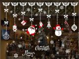 Christmas Vinyl Wall Murals Amazon Bibitime Merry Christmas Quotes Decals Vinyl