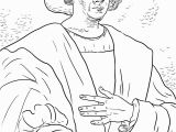 Christopher Columbus Coloring Page Christopher Columbus Coloring Pages Collection