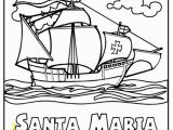 Christopher Columbus Three Ships Coloring Pages 27 Christopher Columbus Coloring Pages