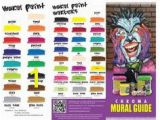 Chroma Mural Paint Markers 15 Best Wall Painting Images