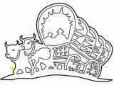 Chuck Wagon Coloring Page Mormon Coloring Pages Castrophotos