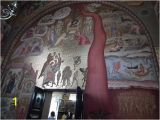 Church Baptistry Murals Doom Painting Picture Of the Church Of the Twelve Apostles