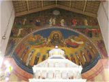 Church Murals for Baptistry Beautiful Mural by Artist Carlo Wostry St andrews Church 26 Jul