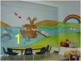 Church Nursery Murals 20 Best Murals to Paint Images