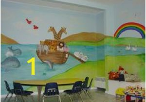 Church Nursery Murals 20 Best Murals to Paint Images