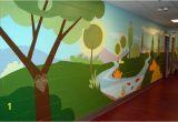 Church Nursery Murals 66 Best Church Wall Images
