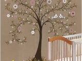 Church Nursery Wall Murals Great Design Of A Painted Family Tree for Wall to Use In