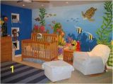 Church Nursery Wall Murals Under the Sea Baby S Room