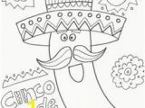 Cinco De Mayo Pinata Coloring Pages 306 Best Kids Cinco De Mayo Images