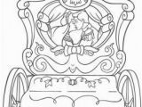 Cinderella Carriage Coloring Page Colouring Pages Cinderella S Wedding Cart for the Kids and Young
