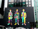City Lights Wall Mural 15 Most Instagrammable Street Art In Bgc