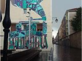 City Lights Wall Mural File Calle Pintoreria Mural Azul Wikimedia Mons