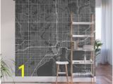 City Map Wall Mural Florida Map Wall Murals
