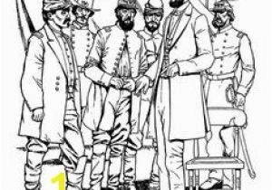 Civil War Coloring Pages Pdf America Civil War Coloring Story Page