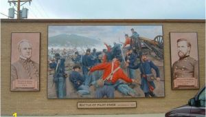 Civil War Wall Murals Pin On Missouri Murals