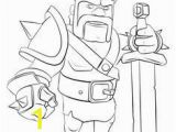 Clash Of Clans Coloring Pages Hog Rider Clash Clans Hog Rider Coloring Pages In 2020