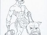 Clash Of Clans Coloring Pages Hog Rider Hog Riders Clash Clans Coloring Pages Car