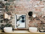 Classic Brick Wall Mural 60 Elegant Modern and Classy Interiors with Brick Walls