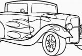 Classic Car Coloring Pages Drag Car Coloring Pages Awesome Easy Muscle Intended for Cars 14