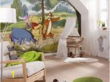 Classic Pooh Wall Mural Disney Winnie the Pooh Wallpaper Murals