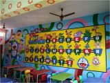 Classroom Wall Mural Ideas 3dwallpainting for Play School Wall Painting for Pre