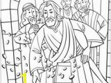 Cleansing the Temple Coloring Page 165 Best Sunday School Images