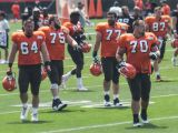 Cleveland Browns Coloring Pages File Cleveland Browns Training Camp