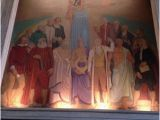 Cleveland Murals the Two Story Lobby Features Two Fully Restored Murals Painted by