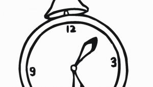 Clock Coloring Pages for Kids Free Printable Clock Coloring Pages for Kids