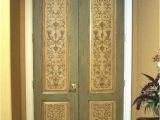 Closet Door Murals Painted Doors Jeff Huckaby Painting