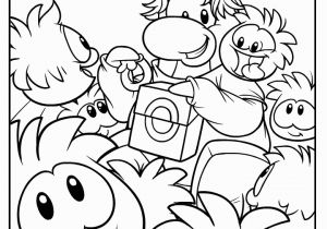Club Penguin Coloring Pages Puffles Print Club Penguin Coloring Pages Puffles Coloring Home