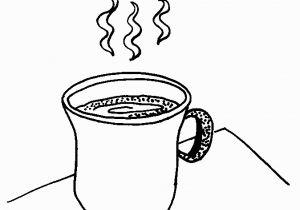 Coffee Mug Coloring Page Paper Coffee Cup Drawing at Getdrawings