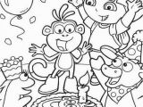 Colar Mix Coloring Pages Dora Coloring Pages 2 2 Look Boots is Mixing His Delicious Chocolate