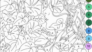 Color by Number Adult Coloring Pages Nicole S Free Coloring Pages Color by Number