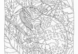 Color by Number Advanced Coloring Pages Hidden Predators Coloring Book Mindware