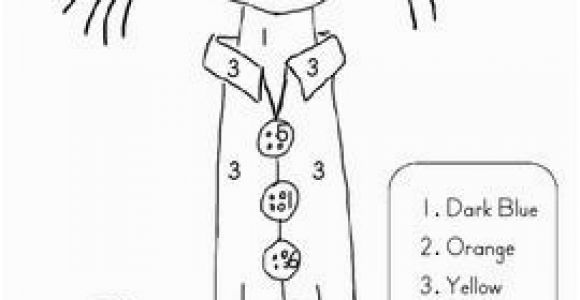 Color by Number Cat Coloring Pages This Contains Three Printable Color by Number