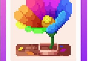 Color by Number Coloring Game iTunes Dopixel Pixel Color Game Im App Store