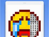 Color by Number Coloring Game iTunes Pixel Art Color Book Pixm Im App Store