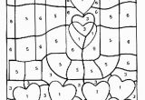 Color by Number Coloring Pages Easy Free Printable Color by Number Coloring Pages with Images