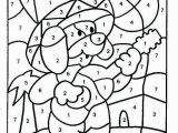 Color by Number Halloween Coloring Sheets Inspired Picture Of Numbers Coloring Pages with Images