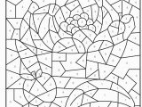 Color by Number Multiplication Coloring Pages Coloring Pages Color by Number Coloring Pages for Adults
