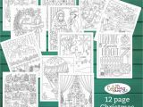 Color by Numbers Holiday Coloring Pages Coloring Pages Christmas Color by Number Printables for
