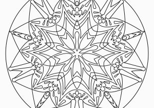 Color Pages for Adults Easy Free Printable Mandala Coloring Pages for Stress Relief or as Art