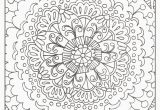 Color Pages for Adults Free Free Printable Flower Coloring Pages for Adults Inspirational Cool