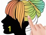 Color therapy Coloring Number iTunes Color therapy Coloring Number V App Storu