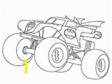 Coloring Book Pages Of Monster Trucks 10 Wonderful Monster Truck Coloring Pages for toddlers